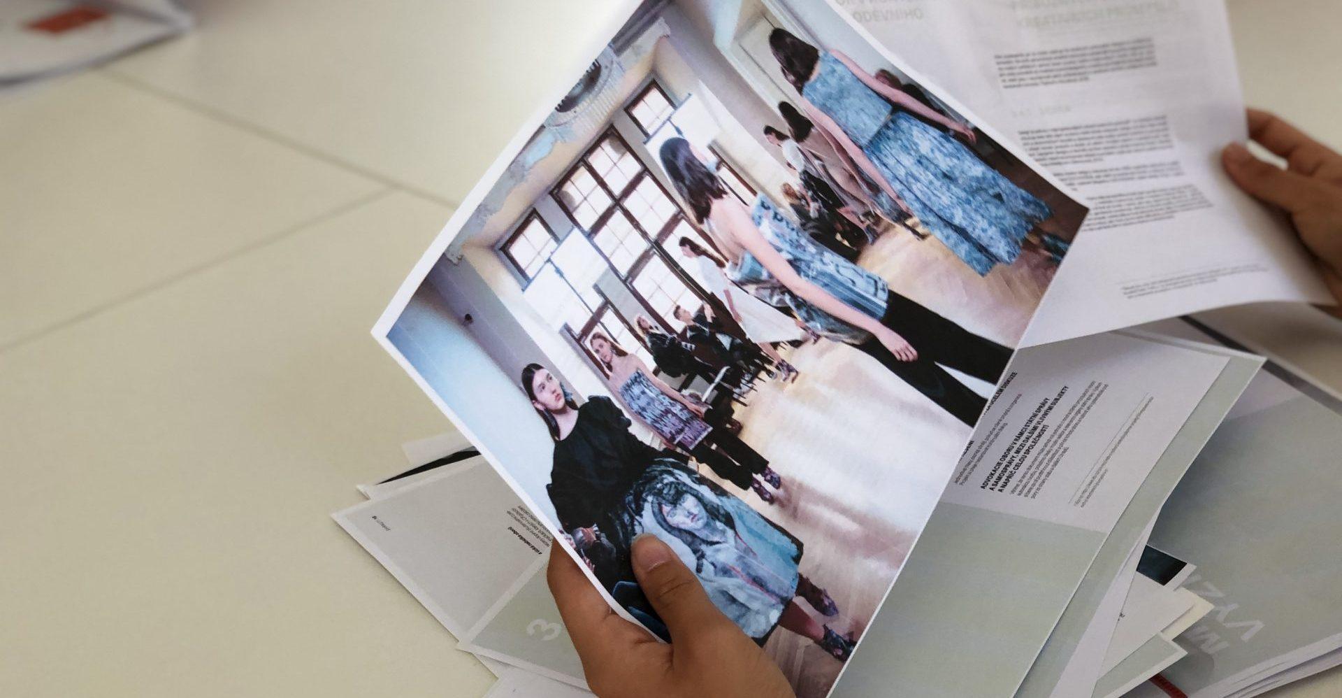 módního designera